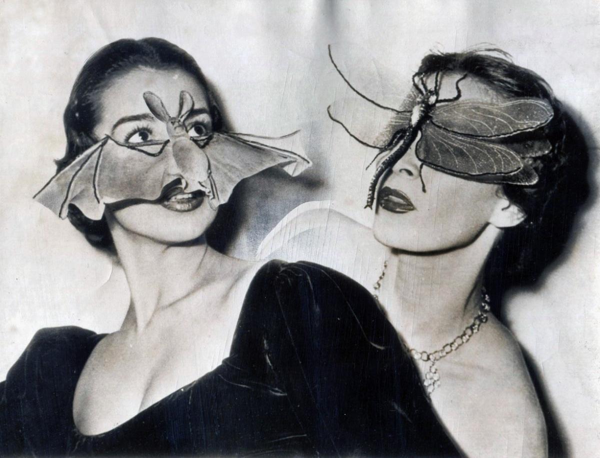 Máscaras da dicotomia