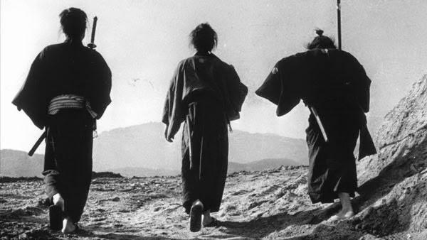 3 Samurais fora da Lei