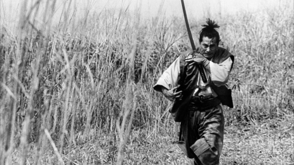 A cultura da liberdade no cinema de samurai