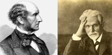 John Stuart Mill e August Bebel